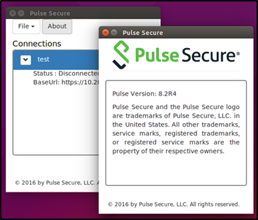 Introducing the Pulse Secure Client