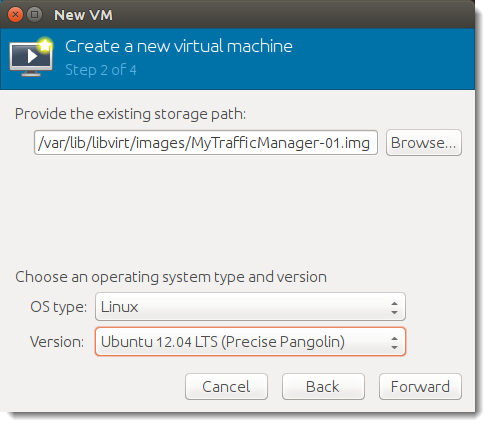 Pulse Secure Virtual Traffic Manager: Virtual Appliance